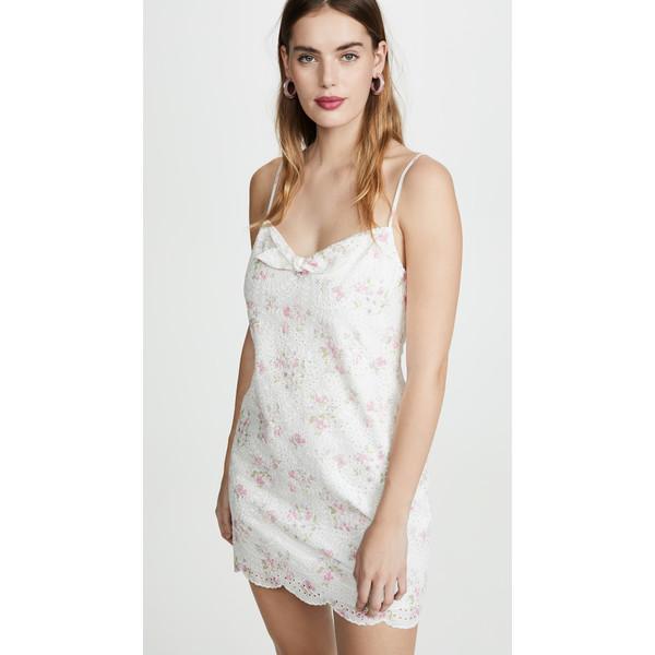 ジェネレーションラブ レディース ワンピース トップス Mila Emb Dress Floral