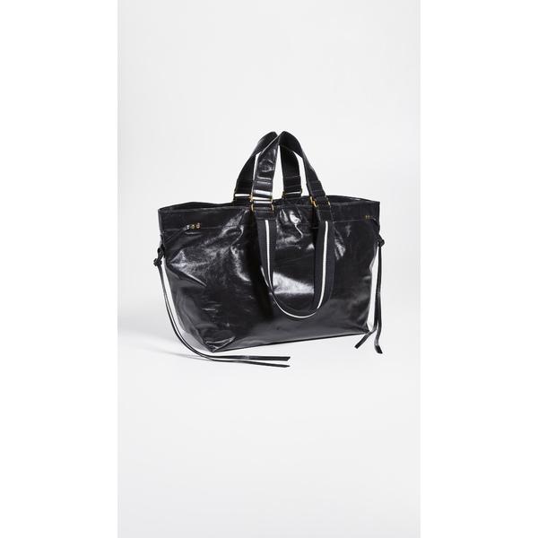 イザベル マラン レディース ショルダーバッグ バッグ Wardy New Bag Black