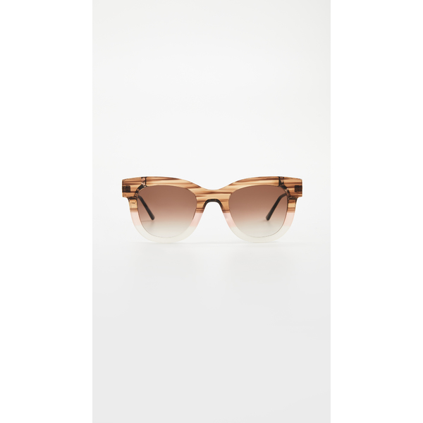 ティエリー ラスリー レディース サングラス&アイウェア アクセサリー Sexxxy 901 Sunglasses Brown/Pink