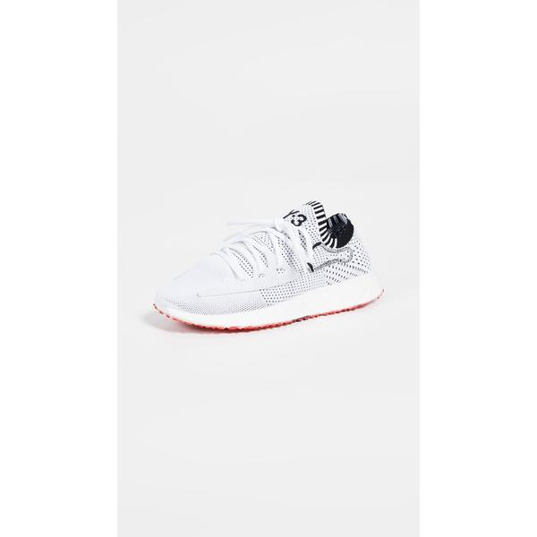 ワイスリー レディース スニーカー シューズ Y-3 Raito Racer Sneakers White/White/Core Black