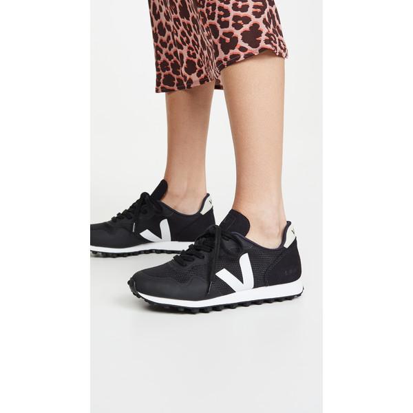 ヴェジャ レディース スニーカー シューズ SDU RT Sneakers Black/White