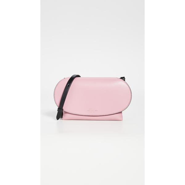 スマイソン レディース ショルダーバッグ バッグ Mini Pillow Crossbody Bag Pink