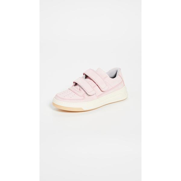 アクネ ストゥディオズ レディース スニーカー シューズ Steffey Nubuck Sneakers Lilac/White