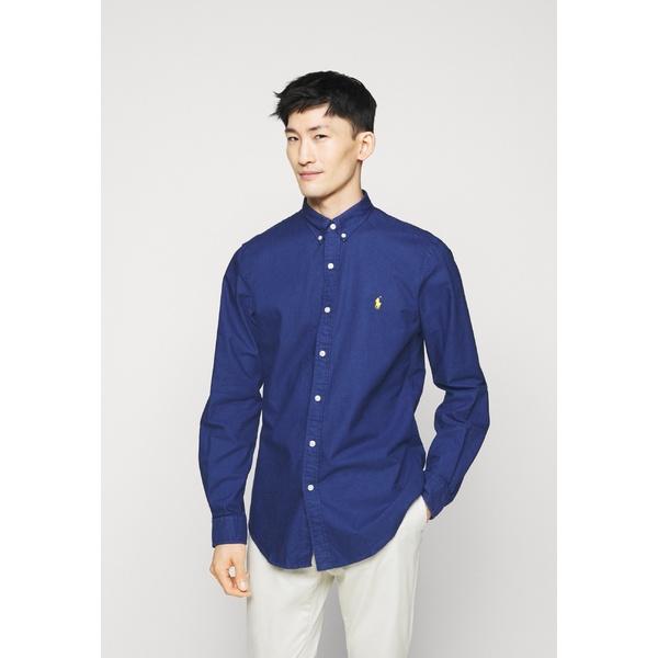 ラルフローレン メンズ トップス シャツ annapolis blue cqxw0003 OXFORD Shirt 全商品無料サイズ交換 定番スタイル ☆国内最安値に挑戦☆ -