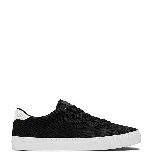 グレーツ メンズ スニーカー シューズ Men's Royale Knit Sneakers Black/White