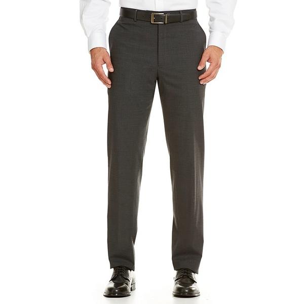 <title>ハートシャファネールマークス メンズ ボトムス 最安値 カジュアルパンツ Charcoal 全商品無料サイズ交換 New York Tailored Modern Fit Flat-Front Dress Pants</title>