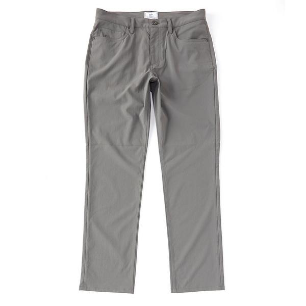 サウザーンタイド メンズ 年中無休 ボトムス カジュアルパンツ Polarized Grey 5-Pocket Intercoastal Pants 全商品無料サイズ交換 新品 送料無料 Stretch