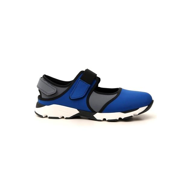マルニ メンズ シューズ スニーカー - Touch-Strap セール価格 Sneakers Colour-Block 全商品無料サイズ交換 Marni ブランド買うならブランドオフ