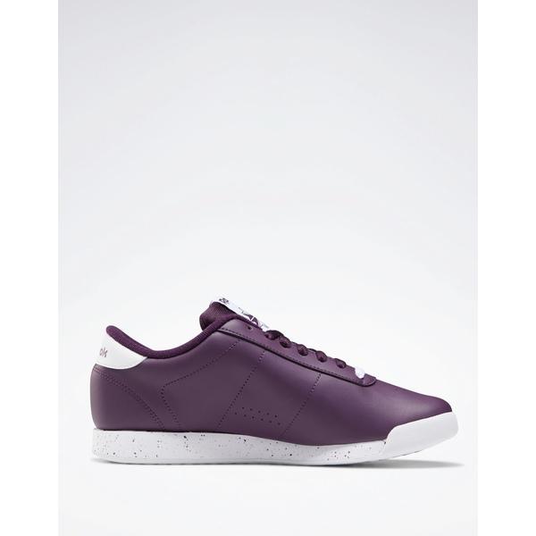 リーボック レディース シューズ スニーカー Purple 発売モデル 全商品無料サイズ交換 Reebok in 日本限定 purple Princess sneakers
