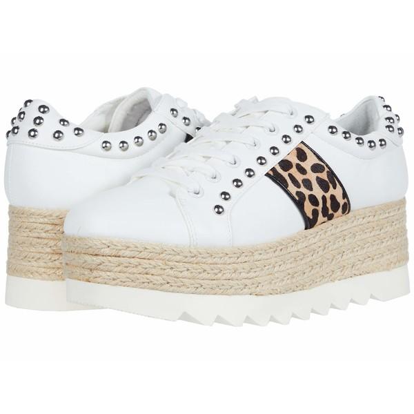 スティーブ マデン レディース スニーカー シューズ Killer Espadrille Sneaker Leopard
