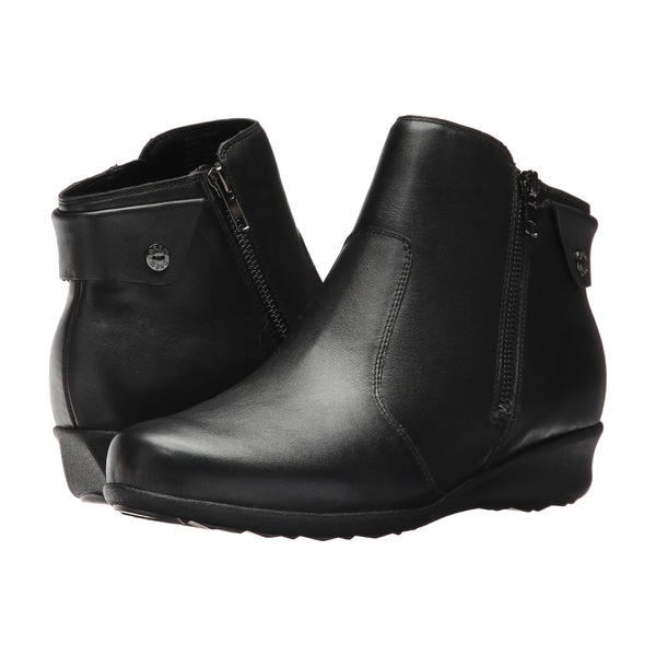 ドリュー レディース ブーツ&レインブーツ シューズ Athens Black Leather