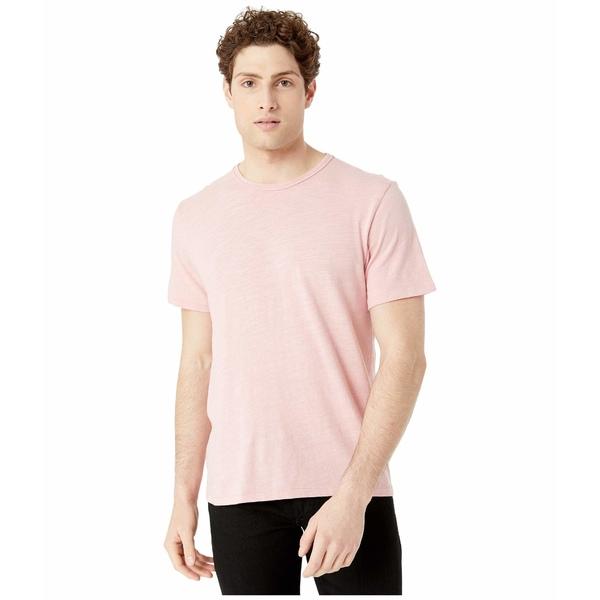 ラグアンドボーン メンズ シャツ トップス Classic Tee Pink