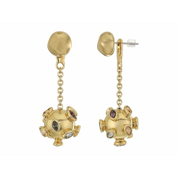 アレクシス ビッター レディース ピアス&イヤリング アクセサリー Sputnik Chain Ear Jacket Earrings 10K Gold