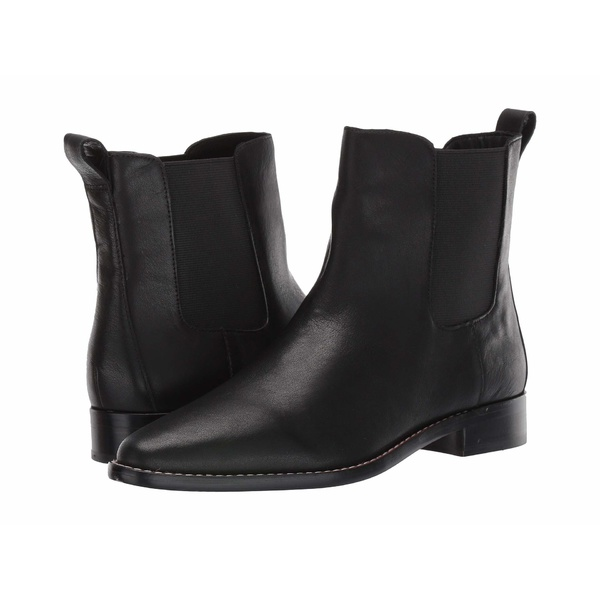 ジェイクルー レディース ブーツ&レインブーツ シューズ Leather Chelsea Boot Black