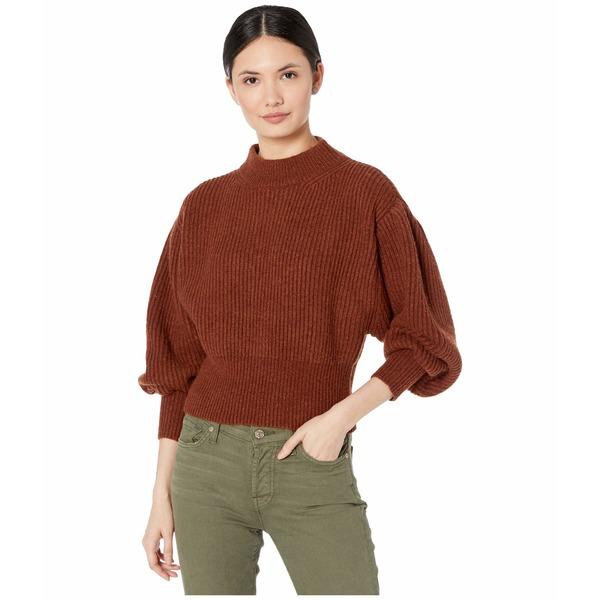 アストール レディース ニット&セーター アウター Regis Sweater Nutmeg