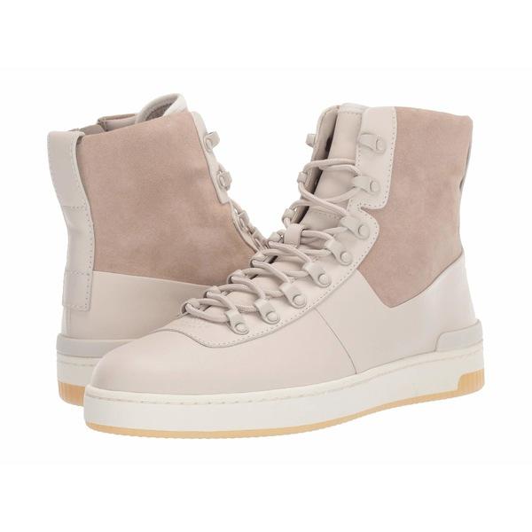 ヴィンス レディース ブーツ&レインブーツ シューズ Rowan White San Remo Lux Leather