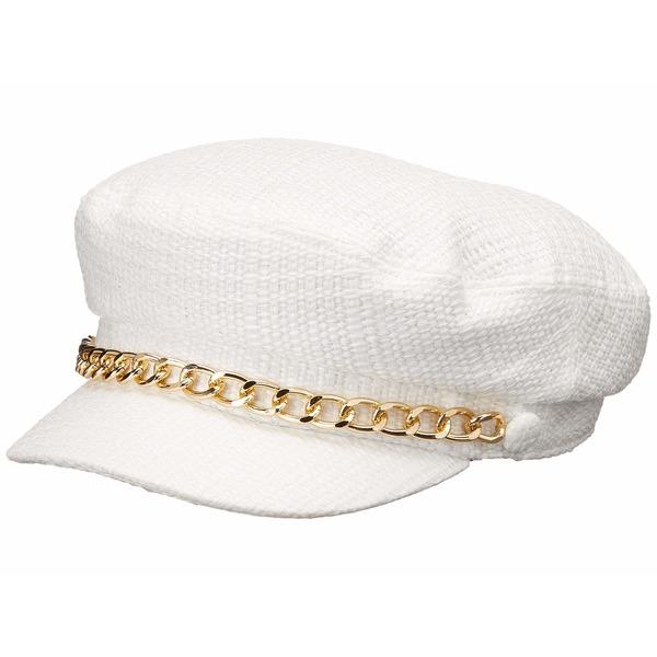 ユージニアキム レディース 帽子 アクセサリー Marina White