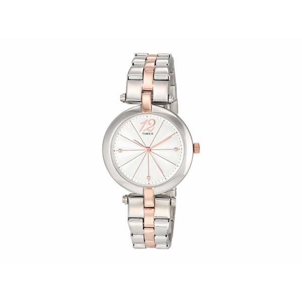 タイメックス レディース 腕時計 アクセサリー Classic Two-Tone