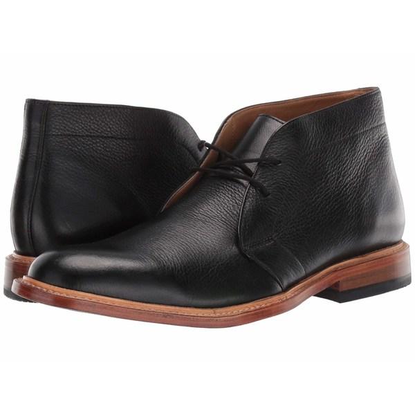 ボストニアン メンズ ブーツ&レインブーツ シューズ No16 Soft Boot Black Leather