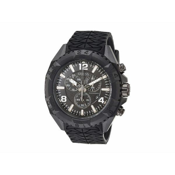 ゲス メンズ 腕時計 アクセサリー W1271G2 Black
