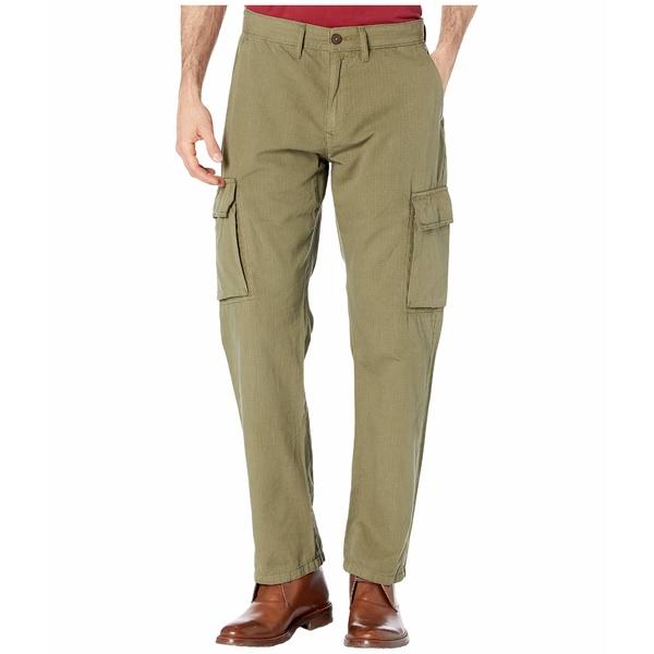 ラッキーブランド メンズ カジュアルパンツ ボトムス Ripstop Cargo Pants Burnt Olive