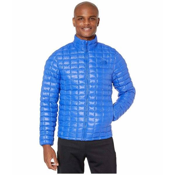 ノースフェイス メンズ コート アウター Thermoball Eco Jacket TNF Blue
