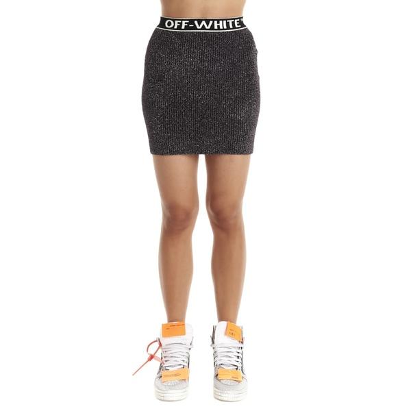 オフホワイト レディース スカート ボトムス Off-white 'sparkling' Skirt -