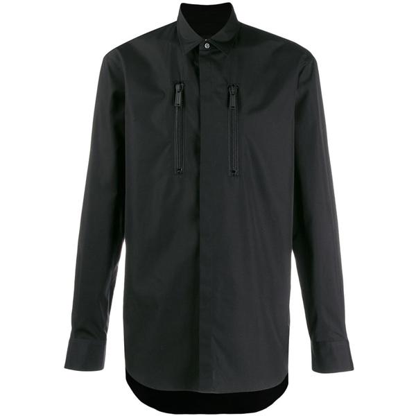 ディースクエアード メンズ シャツ トップス Dsquared2 Shirt With Zip -