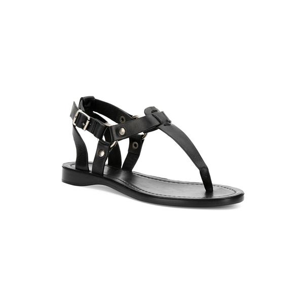 フライ レディース サンダル シューズ Rachel Ring T-Strap Sandals Black