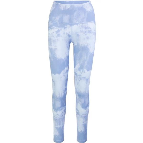ビヨンドヨガ レディース カジュアルパンツ ボトムス Olympus High Waisted Midi Legging - Women's Serene Blue Smoke
