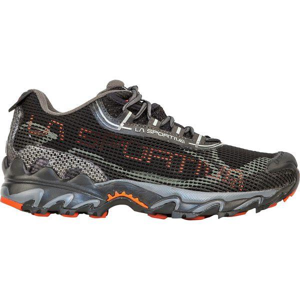 ラスポルティバ メンズ ランニング スポーツ Wildcat 2.0 GTX Trail Running Shoe - Men's Black/Pumpkin