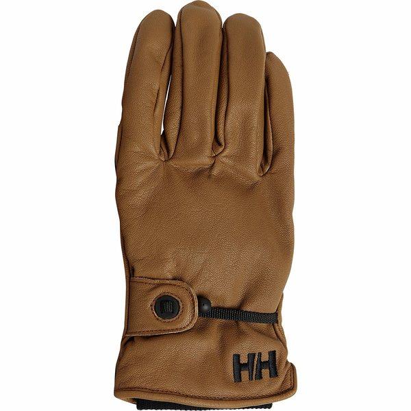 ヘリーハンセン メンズ 手袋 アクセサリー Vor Glove - Men's Cedar Brown