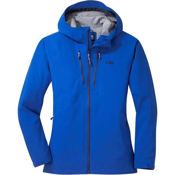 アウトドアリサーチ レディース ジャケット&ブルゾン アウター MicroGravity Jacket - Women's Azure
