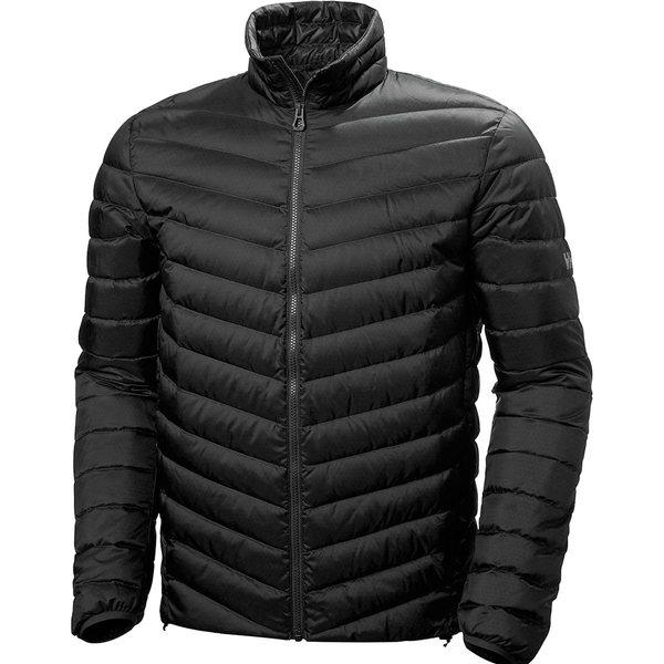 ヘリーハンセン メンズ ジャケット&ブルゾン アウター Verglas Down Insulator Jacket - Men's Black