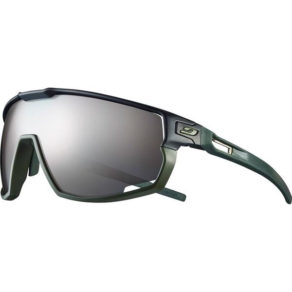 ジュルボ メンズ サングラス・アイウェア アクセサリー Rush Spectron 3+ Sunglasses Black/Green