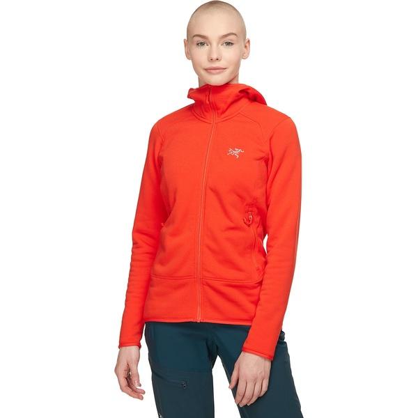 アークテリクス レディース ジャケット&ブルゾン アウター Kyanite Hooded Fleece Jacket - Women's Hyperspace