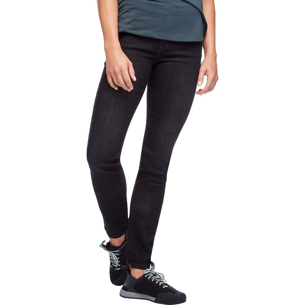 ブラックダイヤモンド レディース カジュアルパンツ ボトムス Crag Jean - Women's Black