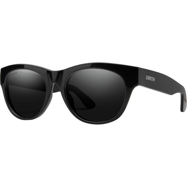 スミス メンズ サングラス・アイウェア アクセサリー Sophisticate Chromapop Polarized Sunglasses Black Frame/Black Polarized