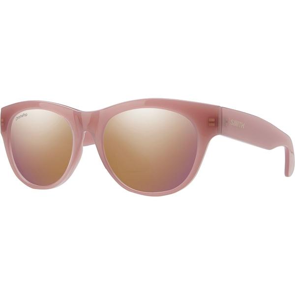 スミス メンズ サングラス・アイウェア アクセサリー Sophisticate Chromapop Polarized Sunglasses Coffee Frame/Rose Gold Polarized