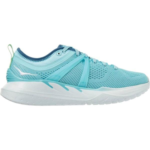 ホッカオネオネ レディース ランニング スポーツ Tivra Running Shoe - Women's Antigua Sand/Wan Blue