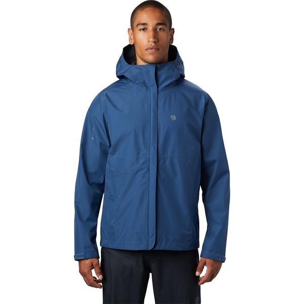 マウンテンハードウェア メンズ ジャケット&ブルゾン アウター Exposure/2 Gore-Tex Paclite Jacket - Men's Better Blue