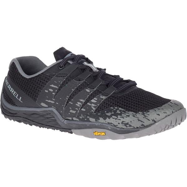 メレル レディース ランニング スポーツ Trail Glove 5 Running Shoe - Women's Black