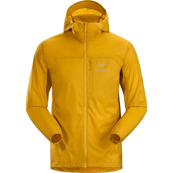 アークテリクス メンズ ジャケット&ブルゾン アウター Squamish Hooded Jacket - Men's Nucleus