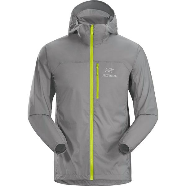 アークテリクス メンズ ジャケット&ブルゾン アウター Squamish Hooded Jacket - Men's Cryptochrome