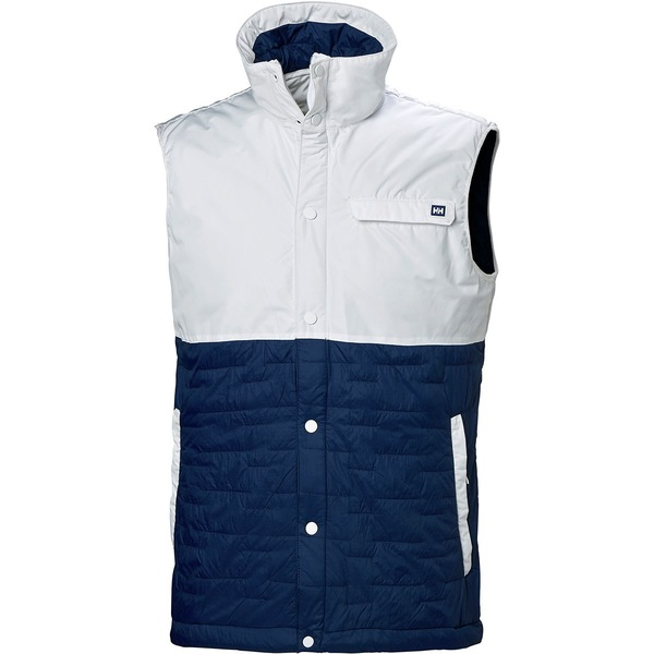 ヘリーハンセン メンズ ベスト トップス Movatn Wool Ins Vest - Men's Catalina Blue