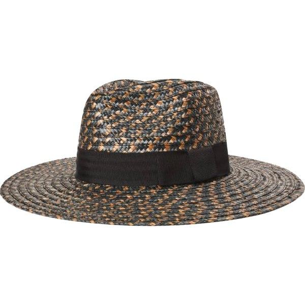 ブリクストン レディース 帽子 アクセサリー Joanna Hat - Women's Washed Black