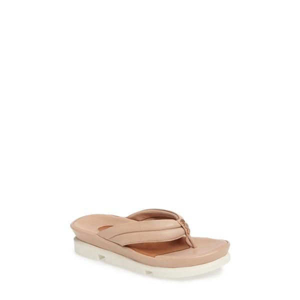 ラモールドピード レディース サンダル シューズ Villapapavero Sandal Nude Nappa Leather
