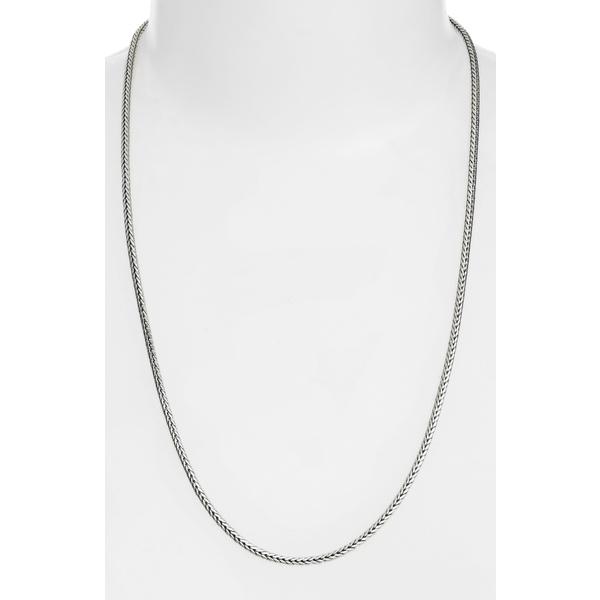 コンスタンティーノ メンズ リング アクセサリー Herringbone Chain Silver