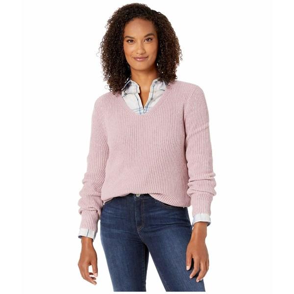 ペンドルトン レディース ニット&セーター アウター Emilie V-Neck Sweater Lavender Frost