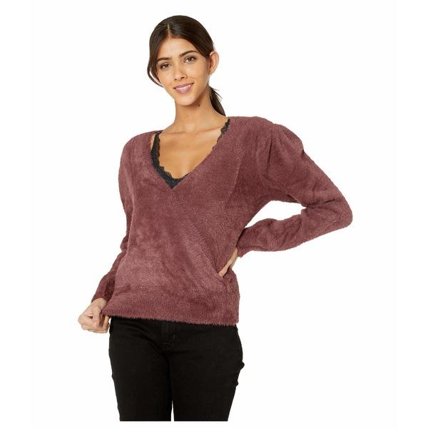 アストール レディース ニット&セーター アウター Sheresa Sweater Plum
